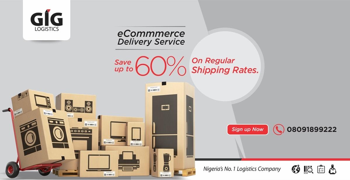 GIGL Ecommerce Logistics Service Signup