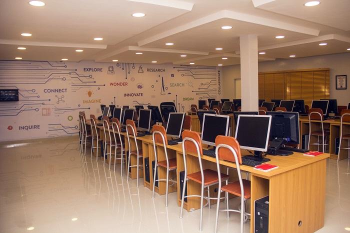 The GIG Innovation Hub Ultra Modern Information & Technlogy Laboratory