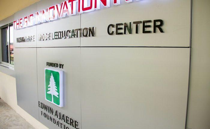 GIG Innovation Hub Nosakhare Model Education Center