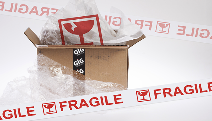 How To Package Fragile Items